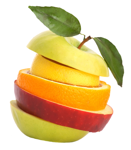 combinacion fruta