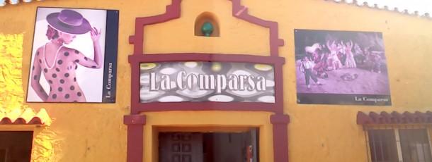 MESURA-TINTOKE VIVE LA FERIA EN LA COMPARSA COMIDA BENEFICA